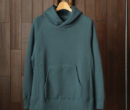 CURLY BRIGHT PO PARKA #INK GREEN