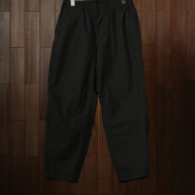 THE NORTH FACE PURPLE LABEL Ripstop Shirred Waist Pants #Black