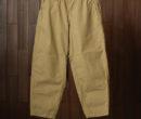THE NORTH FACE PURPLE LABEL Ripstop Shirred Waist Pants #Khaki Beige