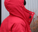 styling 【 THE NORTH FACE PURPLE LABEL / CURLY 】