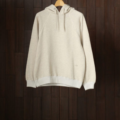 THE NORTH FACE PURPLE LABEL|Pack Field Hooded Sweatshirt #Oatmeal
