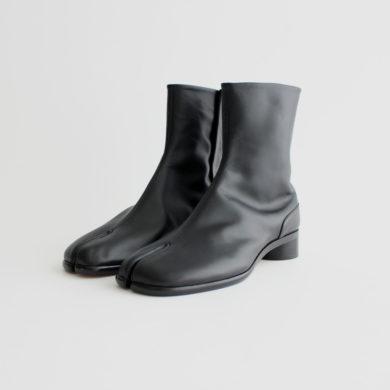 Maison Margiela |TABI BOOTS #BLACK [S57WU0153]