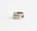 Maison Margiela |NUMBER SPIN LING #SILVER [SM2UQ0010]
